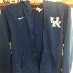 Nike UK hooded jacket Sz XL